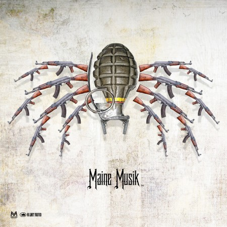 MAINE_MUSIK_SPIDER_LOGO_COVER