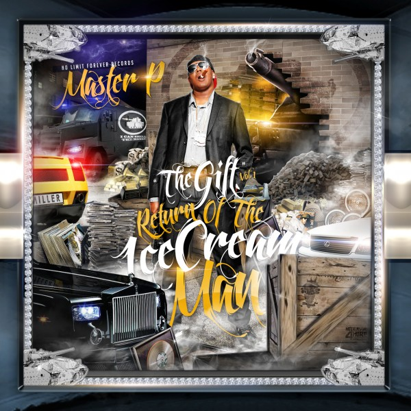 MasterP_TheGift_ReturnOfTheIceCreamMan_Vol1